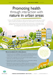 Policy Brief Urban nature